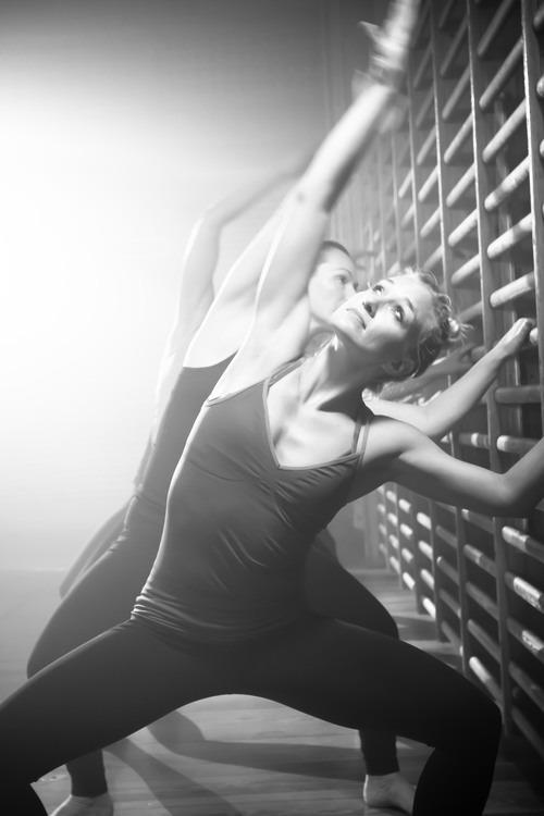 Baretræning ballet femininfitness feminin fitness