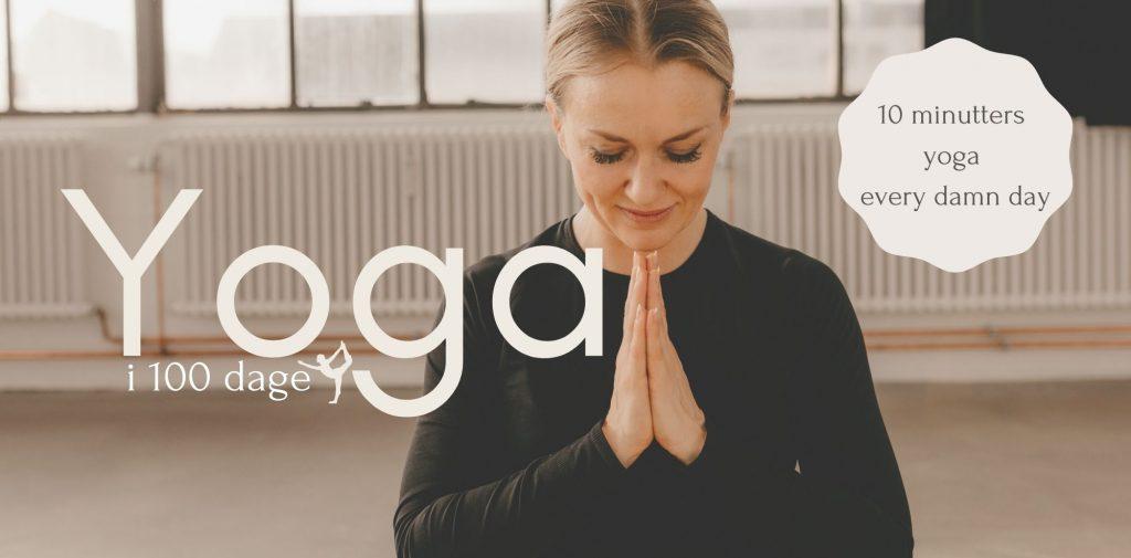 yoga 100 dage