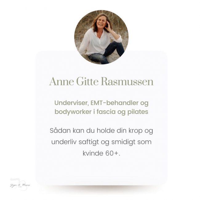 Testimonial fra Anne Gitte Rasmussen