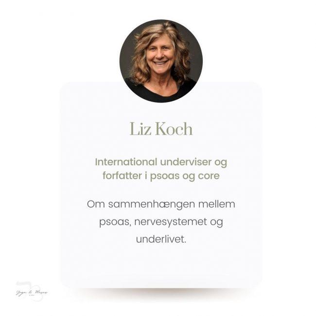 Testimonial fra Liz Koch