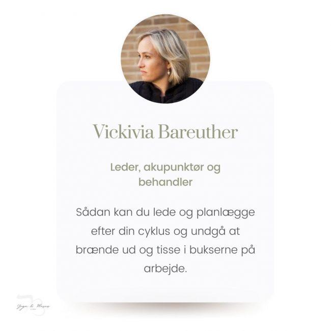 Testimonial fra CVickivia Bareuther